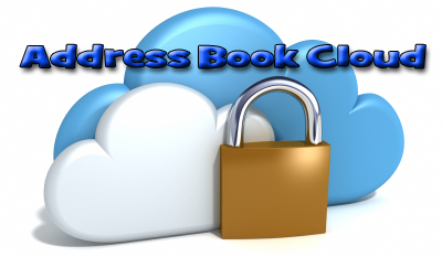 Address Book Cloud Logo